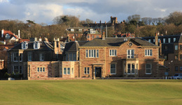 North Berwick Golf Club | 19th Hole | Clubhouse