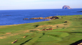 North Berwick Golf Club | The Course | Picture Gallery
