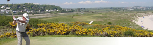 Tenby Golf Club: Golf club and golf course in ,Pembrokeshire. www.