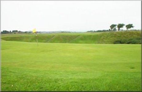 Irvine Golf Club - Hole 3 - Fullarton