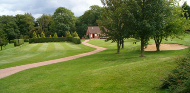 The Course | West Berkshire Golf Club