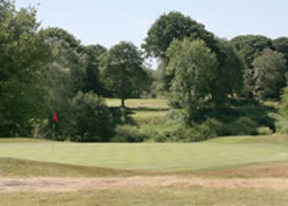 Wilmslow Golf Club, Cheshire, North West England