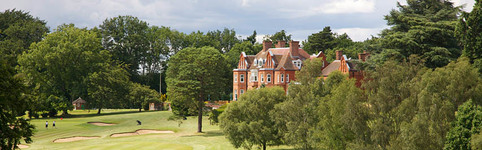 Tyrrells Wood Golf Club - Golf, societies, functions in Leatherhead
