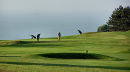 East Kent Landscape Gallery | Walmer & Kingsdown Golf Club Deal