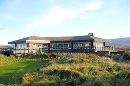 Club House | Waterville Golf Links