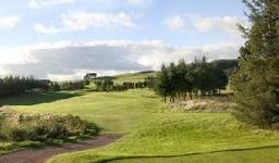 West Linton Golf Club: Golf course in ,. www.