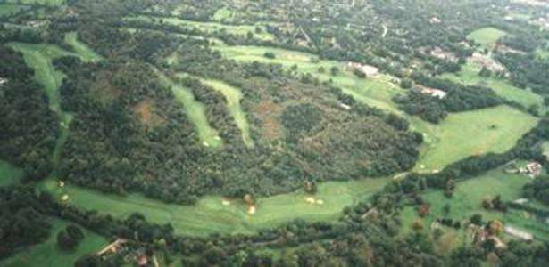 The Course : Wildernesse Club - CLUB View