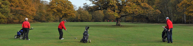 User Guide : Wimbledon Common Golf Club