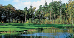 Bearwood Lakes Golf Course