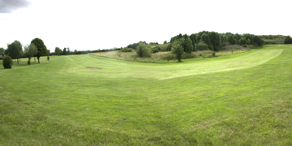 13th hole panarama